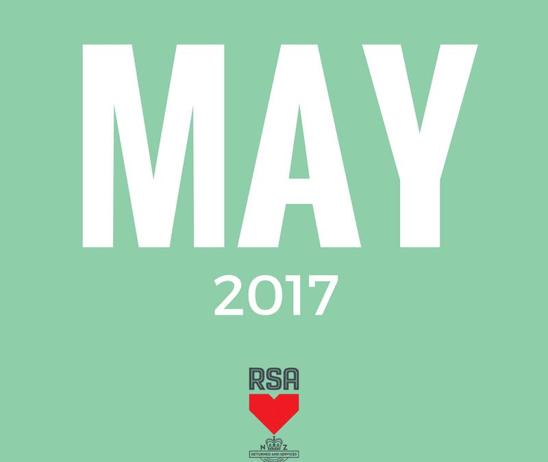 General News – May 2017